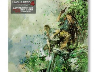 Uncharted 4 Vinyl 2LP