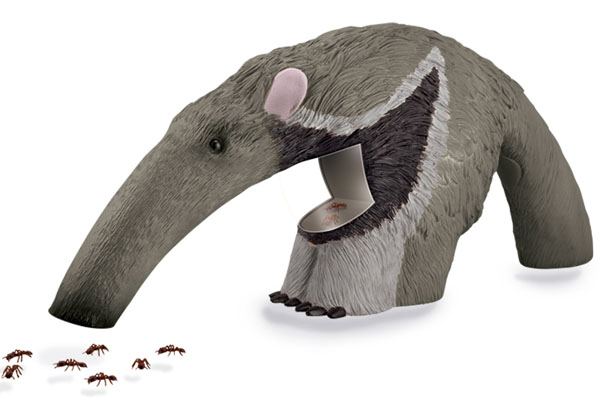 Uncle Milton Nat Geo Wild Anteater Bug Vac