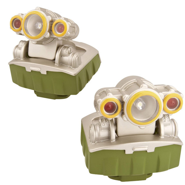 Uncle Milton National Geographic Expedition Shoe Lights