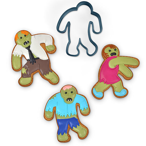 UndeadFred Zombie Cookie Cutters