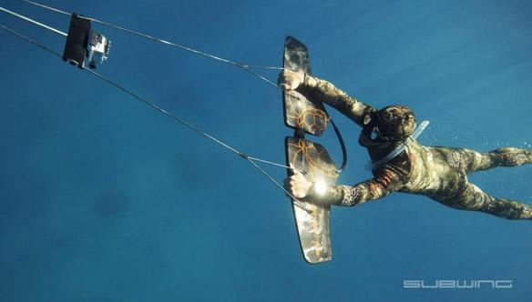 Underwater Glider Subwing