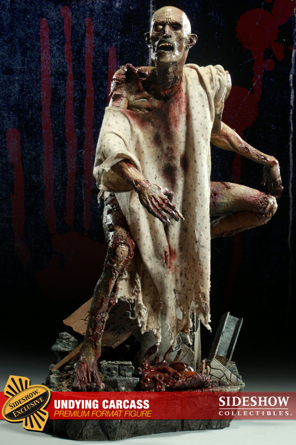 Undying Carcass Figure