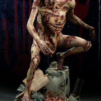Undying Carcass Zombie Figure