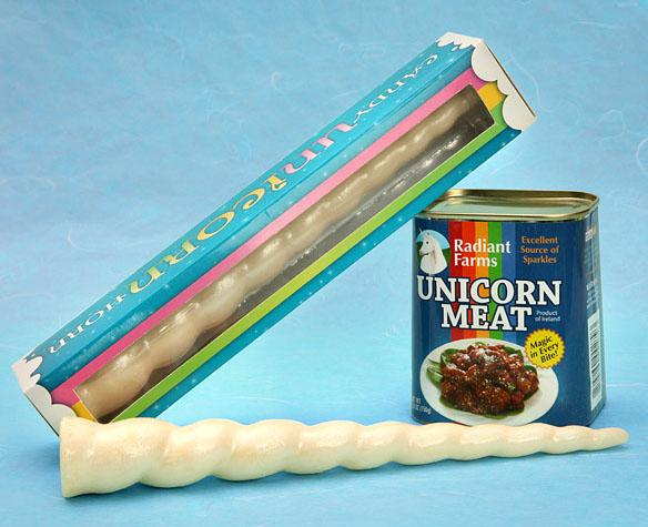 Unicorn Horn Candy