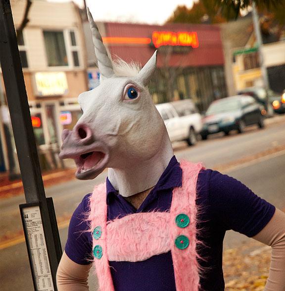 Magical Unicorn Mask