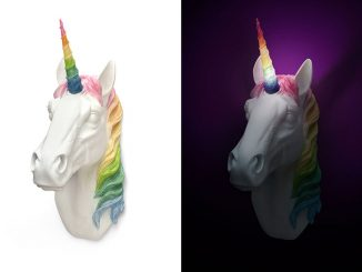 Unicorn Sconce Wall Lamp