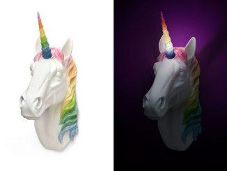 Unicorn Sconce Wall Lamp