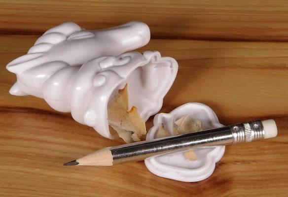Unicorn Shaped Pencil Sharpener