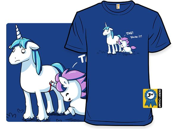 Unicorn Tag Shirt