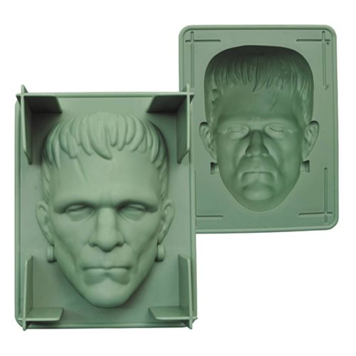 Universal Monsters Frankenstein Gelatin Mold