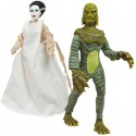 Universal Monsters Series 3 Retro Cloth Action Figure Set