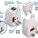 Universal Multi-use Travel Charger