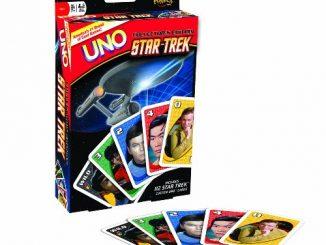 Uno Star Trek