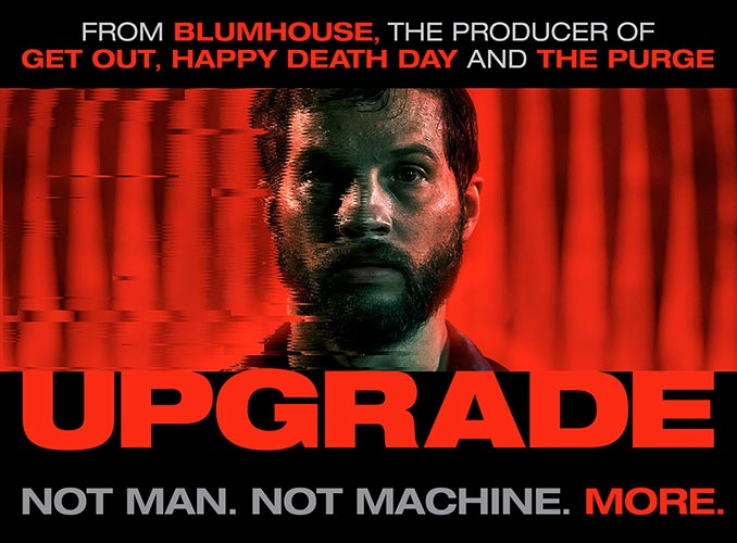 Upgrade 2018 Movie