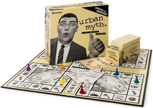 Urban Myth Game