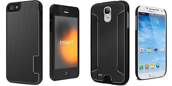 UrbanShield iPhone 5 and Samsung Galaxy S4 Cases
