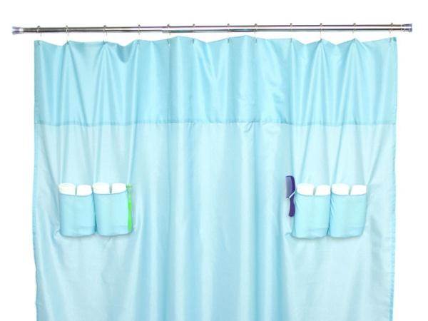Utility Shower Curtain