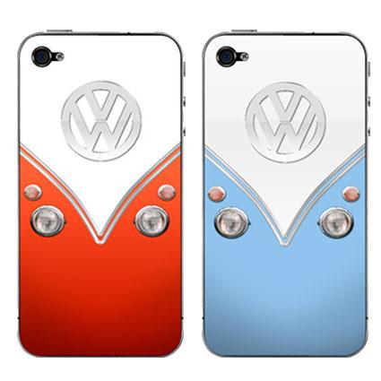 VW iPhone Vinyl Skin