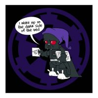 Vader PJ Tank Top