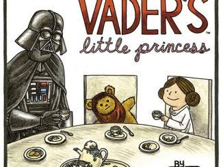 Star Wars: Vader's Little Princess Book