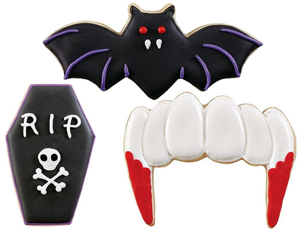 Vampire Cookie Cutters