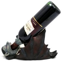 Vampire Wine Bottle Holder