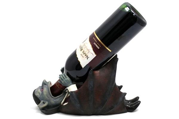 Vampire Wine Bottle Holder