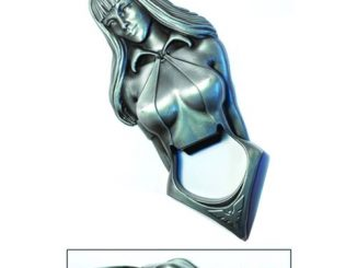 Vampirella Bottle Opener