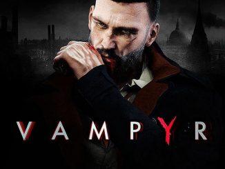 Vampyr Video Game