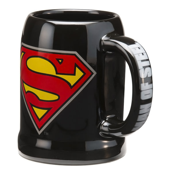 Vandor-74579-Superman-Ceramic-Stein
