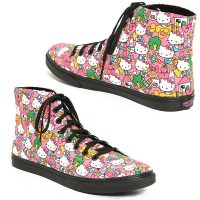 Vans Hello Kitty Sk8-Hi D-Lo Sneakers