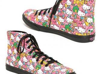 Vans Hello Kitty Sk8-Hi D-Lo Sneakers