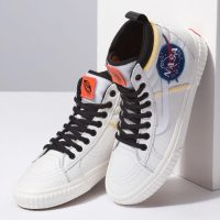 Vans x NASA Space Voyager High Top Shoes