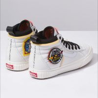 Vans x NASA Space Voyager High Tops