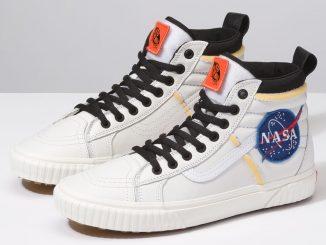 Vans x Space Voyager Sk8-Hi 46 MTE DX High Top Shoes