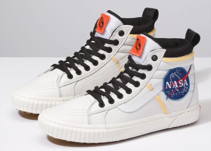 Vans x Space Voyager Sk8-Hi 46 MTE DX High Top Shoes