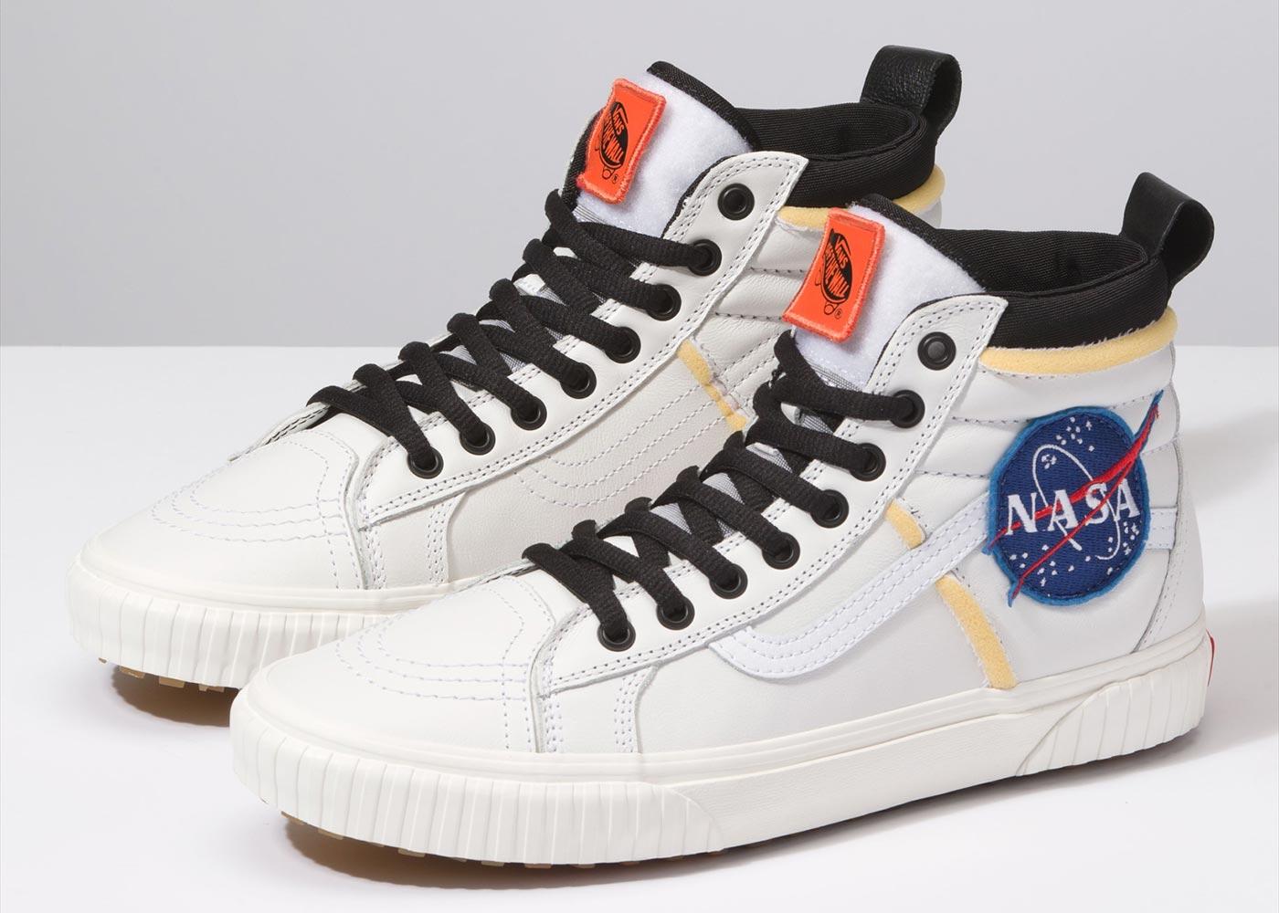6b3c8c326d Vans x Space Voyager Sk8-Hi 46 MTE DX High Top Shoes