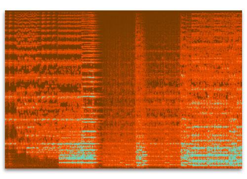 VaporSky Spectrum Decor - William Tell Overture