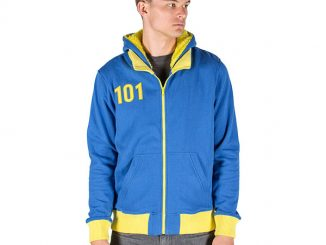 Vault 101 Hoodie Nuclear Winter Edition
