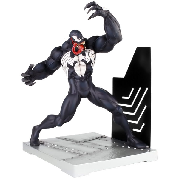 Venom Bookend Statue