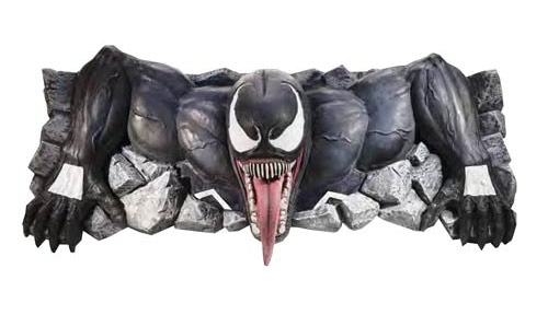Venom Door Topper Decoration