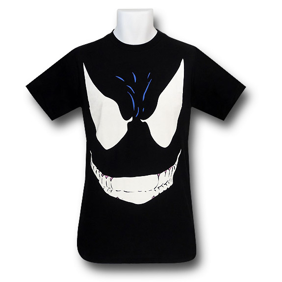 Venom Big Grin T-Shirt