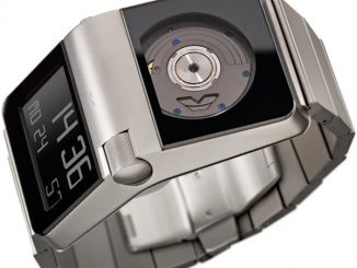 Ventura SPARC MGS Mechanical Automatic Digital Watches