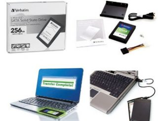 Verbatim SATA Solid State Drives and Upgrade Kits