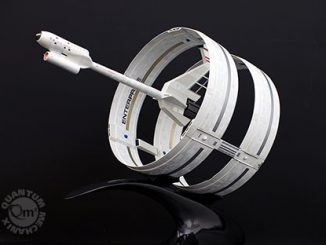 Very Limited-Edition Star Trek Enterprise Ring Ship Artisan Replica