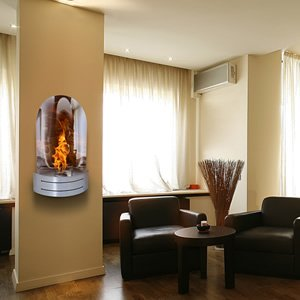 Vesta Liquid Fuel Fireplace