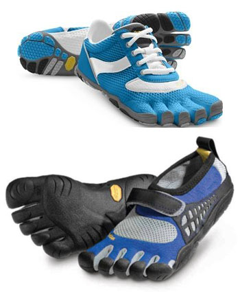 Vibram FiveFingers Athletic Fitness Shoes
