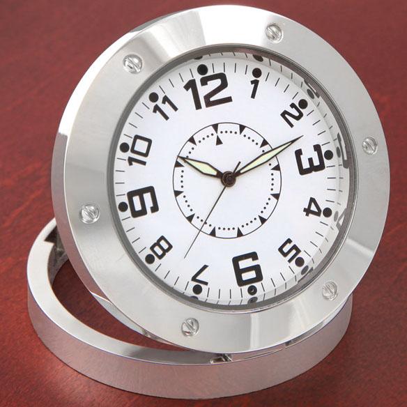 Video Surveillance Clock