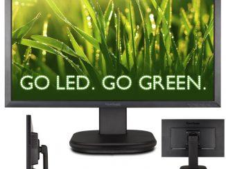 ViewSonic VG2439M LED 24-Inch Screen Monitor