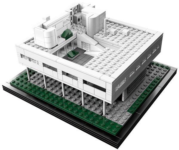 Villa-Savoye-LEGO-set